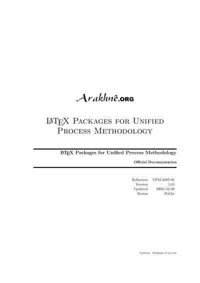 Phd thesis latex preamble